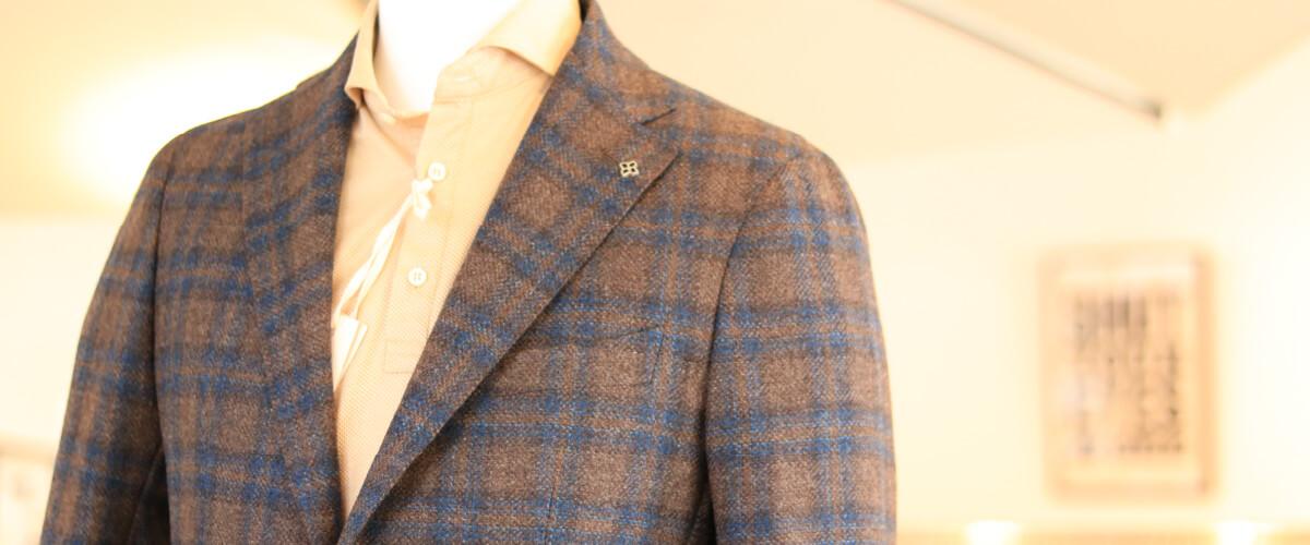 写真:ブランドスーツ・紳士服