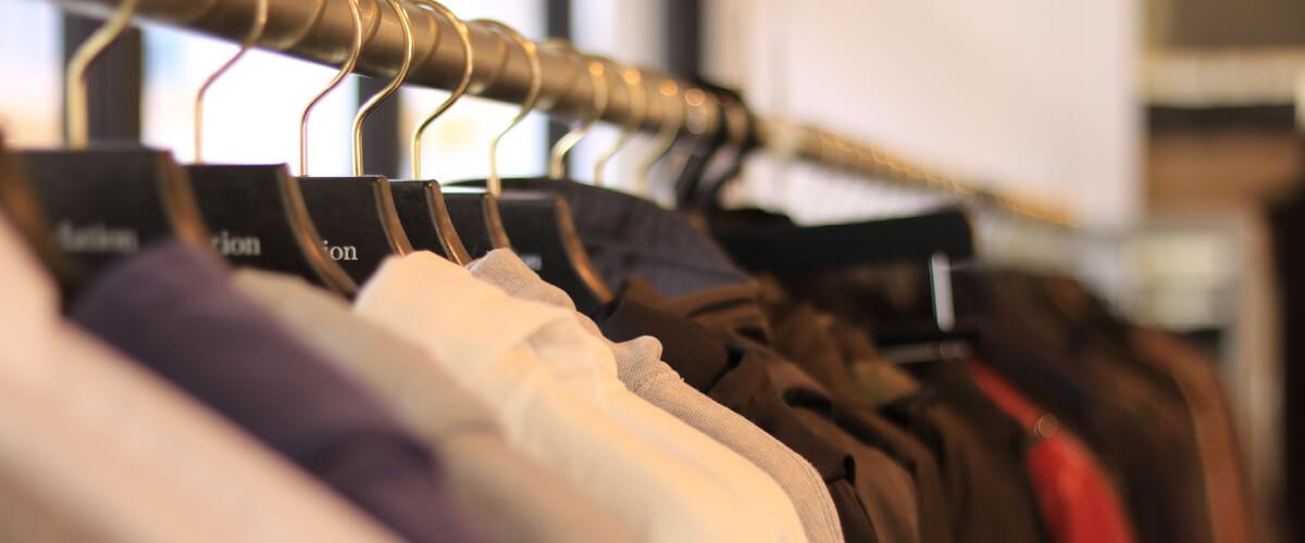 写真:国内外のアパレル・ブランドファッションを豊富に取り揃えている服屋